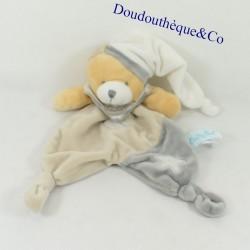 Doudou flat bear BABY NAT...