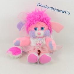 Plush Popples pink dancer...