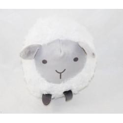 Plush sheep ZEEMAN white...