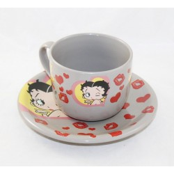 Bowl + plate Betty Boop...