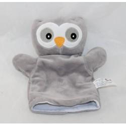 Doudou puppet owl ZEEMAN...