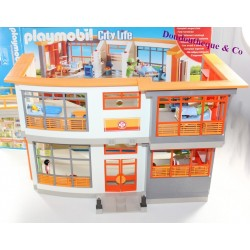 Toy pediatric hospital equipped City Action PLAYMOBIL 6657
