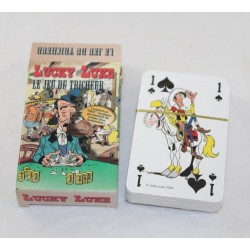 Lucky Luke CARTA MUNDI card...