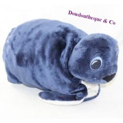 Pillow otter HOME CREATIONS Pillow Pets blue