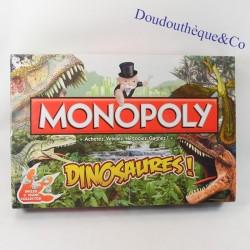 Monopoly Dinosaurs PARKER...