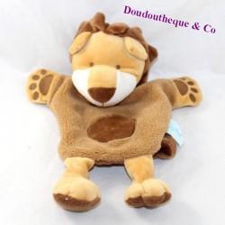 Doudou puppet lion BABY NAT Savannah