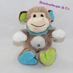 Plush monkey MAE CEL Maecel polka dot bandana