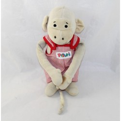 Plush monkey Popi AJENA...
