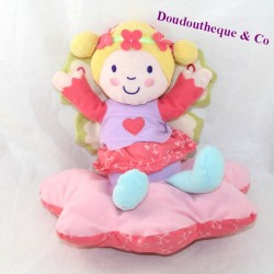 Musical plush doll KATHERINE ROUMANOFF blonde
