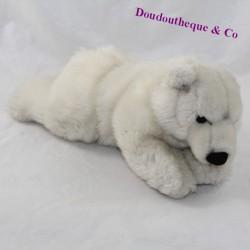 Teddy polar bear GEO white