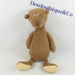 Plush brown bear SIGIKID...