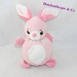 Cuddly rabbit H&M pink body ball