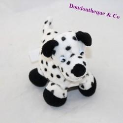 Dalmatian dog plush CMP white black