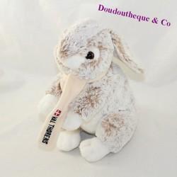 Plush rabbit CREATIONS DANI beige