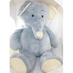 Large plush XXL elephant...
