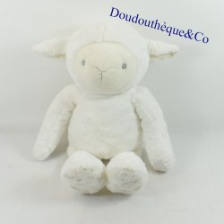 Sheep plush ALE-HOP white...