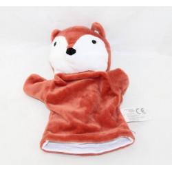 Doudou puppet fox ZEEMAN...