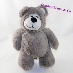 Teddy bear BERGERE DE FRANCE gray