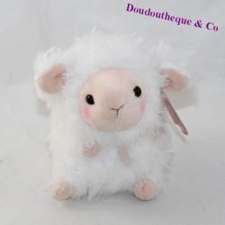 White AURORA sheep plush