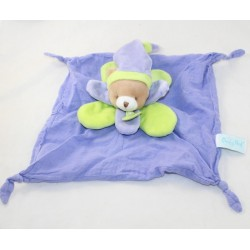 Blanket flat bear BABY NAT'...