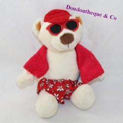Teddy bear GIPSY beach outfit