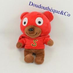 Plush Sam teddy bear...