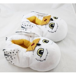 Women's slippers Hedwig owl...