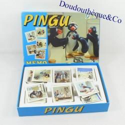 Games Memo Penguin Penguin...