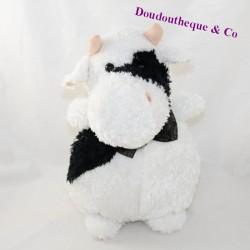 Plush cow STARTOY white black