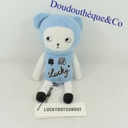 Doudou bear LUCKYBOYSUNDAY...