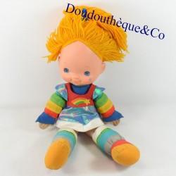 Blond doll RAINBOW BRITE MATTEL 1983 Vintage 48 cm