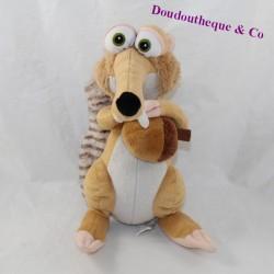 Plush Squirrel Scrat The Ice Age
