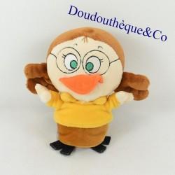 Plush Duck Rossella AJENA TEDDY friend of CALIMERO 16 cm