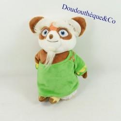 Peluche maitre Shifu Kung Fu Panda 3 GIPSY DREAMWORKS  20 cm
