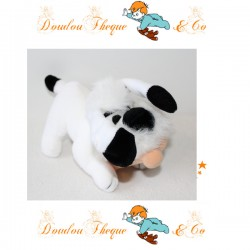 Peluche chien Idefix PARC ASTERIX Astérix et Obélix os vibrant Nounours 22 cm