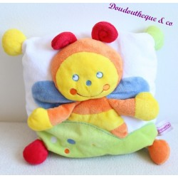 doudou chien coussin nicotoy