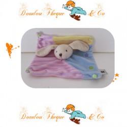 Doudou flat purple rabbit design by CMP