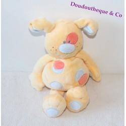 Doudou, jouet d'éveil vibrant NATTOU chien 17 cm
