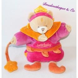Teddy bear puppet DOUDOU ET COMPAGNIE collection Indidous
