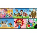 Cartoons and animated series
