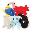 Doudou plush marine animals - SOS soft
