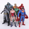 Comic superhero figures