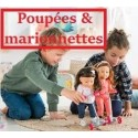 Poupées et Marionnettes