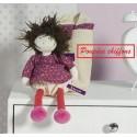 Les poupées chiffons et tissus