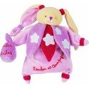 doudou and nice collection plush rabbits sparkly doudou and company