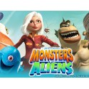 Monsters against Aliens
